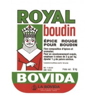EPICES ROYAL BOUDIN 5KG