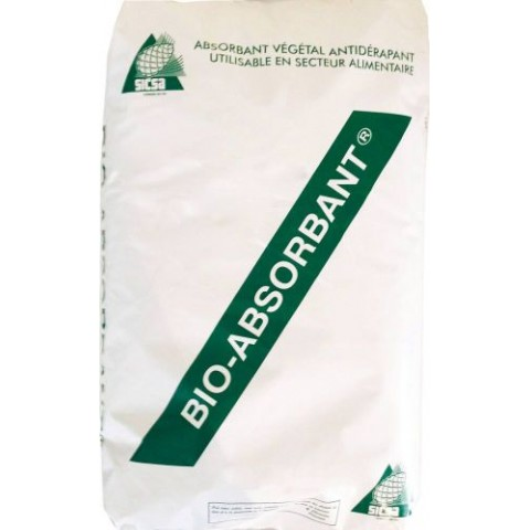 ABSORBANT VEGETAL ANTIDERAPANT/40L