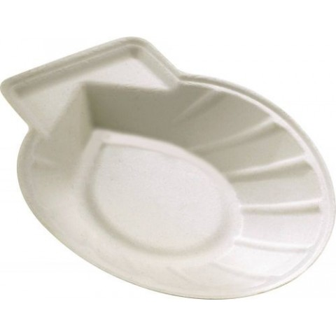 Coquille St Jacques bagasse 9 cl /50